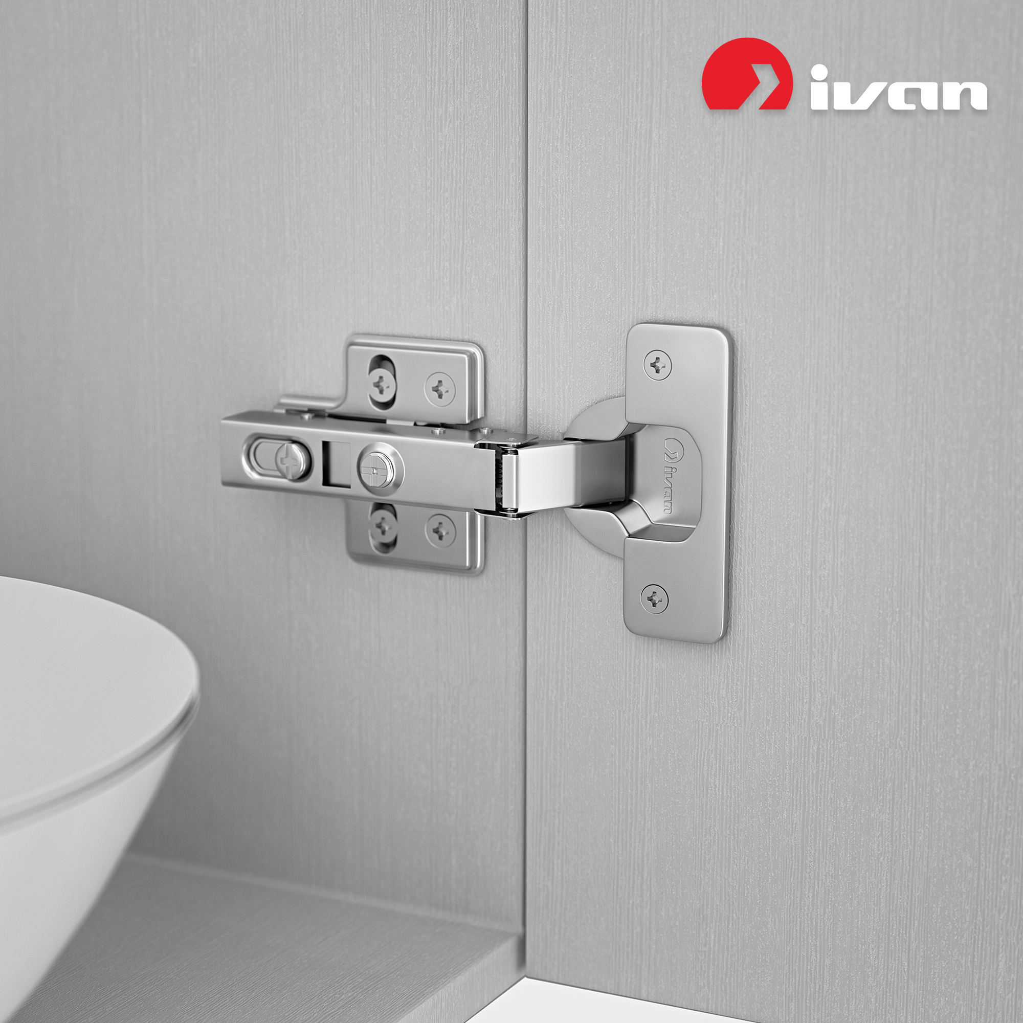 Difference In Types Of Cabinet Hinges Ivan Phụ Kiện Nội Thất